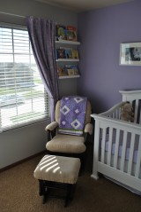 Family Friday: How I Planned My Nursery
