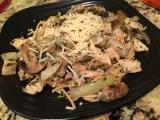 Chicken and MushroomMarsala